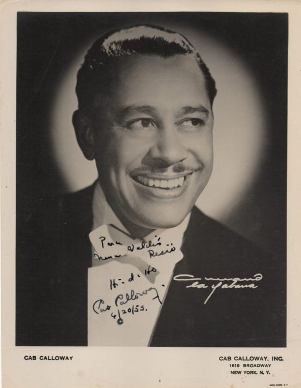 cab calloway orchestra